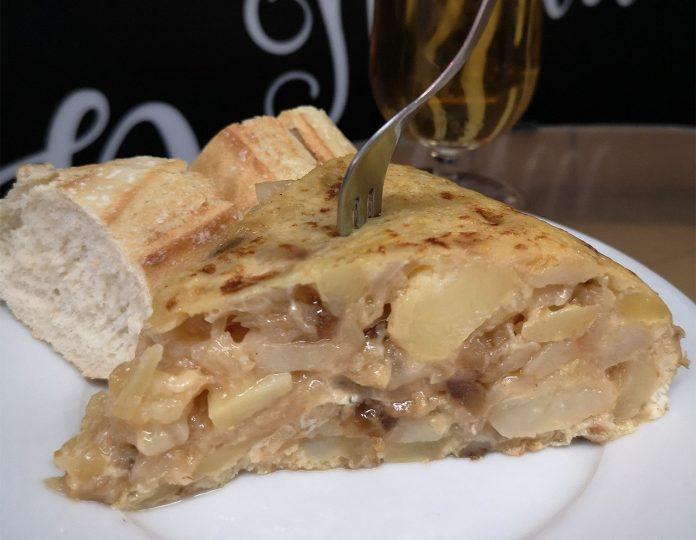 tortilla de patata soraluze