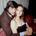 Oliver Reed & Diana Rigg