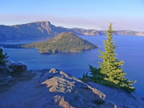 Crater Lake Summer