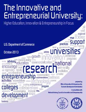 The Innovative and Entrepreneurial University