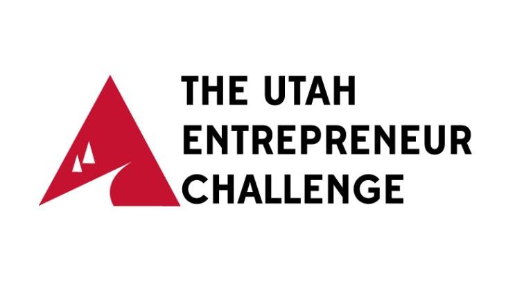 Utah Entrepreneur Challenge logo at the University of Utah.