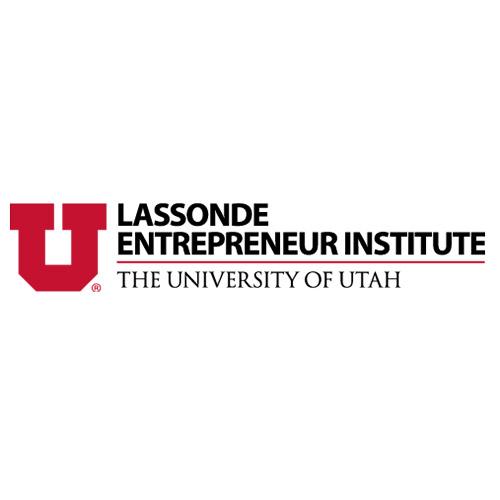 Lassonde Entrepreneur Institute at the University of Utah logo.