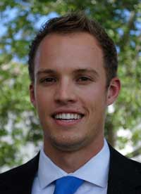 Mark Pittman University of Utah Student Associate.