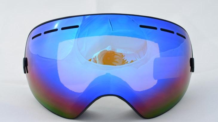 U startup Aura Optics creates innovative new snowboard goggle.