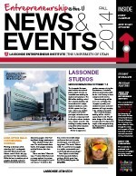 2014 Lassonde Newsletter shares feature stories and program updates.