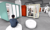Digital rendered video of Lassonde Studios, opening Fall 2016.