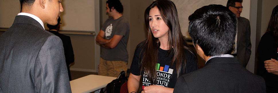 University of Utah Lassonde students.