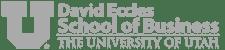 David Eccles School of Business at the University of Utah.