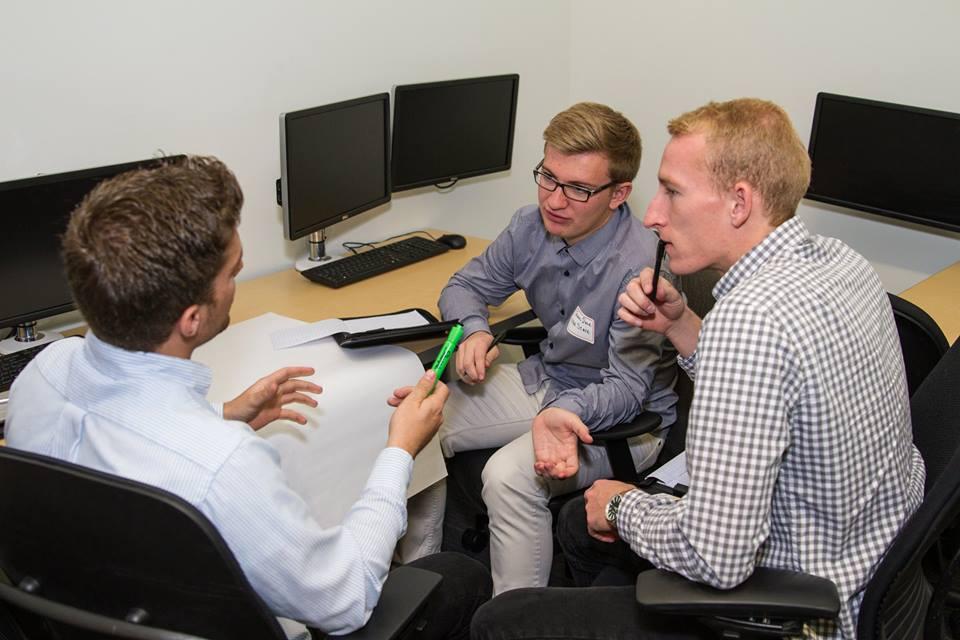 Lassonde's Meetups allow multidisciplinary students to network.