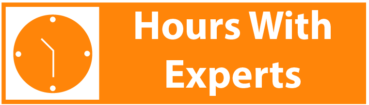Lassonde's Hours with Experts provide one-on-one time for students to interact with industry professionals.
