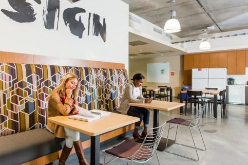 Products, Design & Arts floor