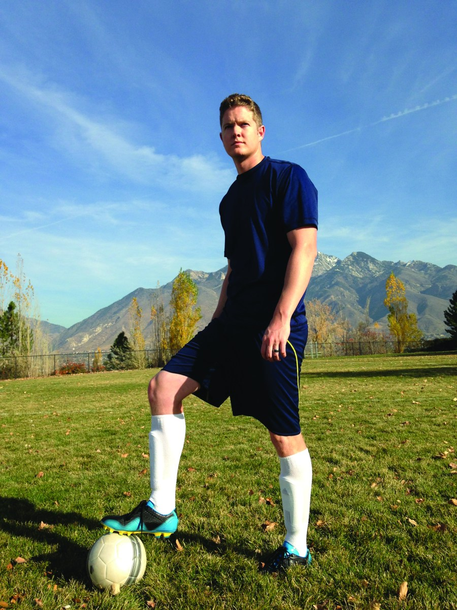 U students create startup that produces affordable soccer cleats.
