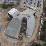 Lassonde Studios Construction