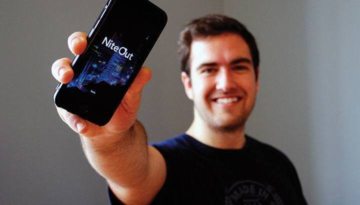 NiteOut is a Get Seeded-funded app developed by U students to maximize night life.