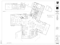 Lassonde Studios floor plans, University of Utah