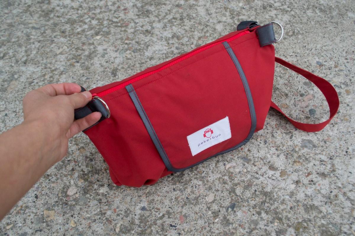 Peke•Buo Fold Bag