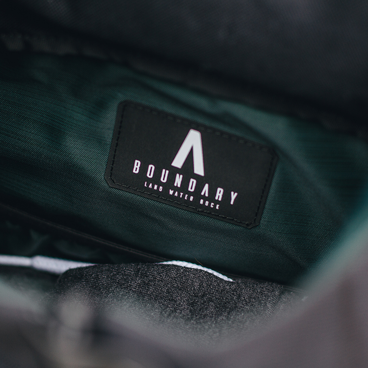 Boundary modular backpack system