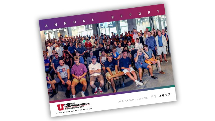 Lassonde Institute Annual Report 2016-17