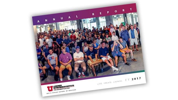 Lassonde Institute Annual Report 2016-17