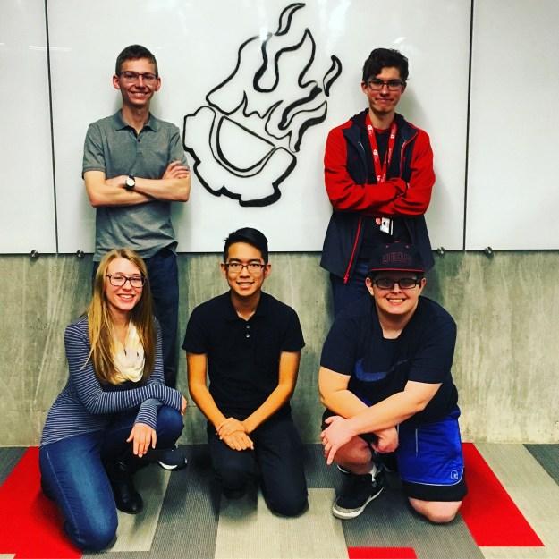 Clockwork Forge Games team