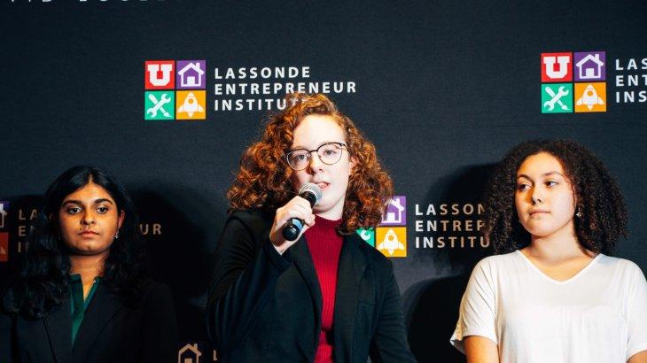 Get Seeded, Lassonde Entrepreneur Institute