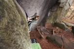 Petrohrad boulder photo Foto