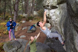 Boulder Retropants
