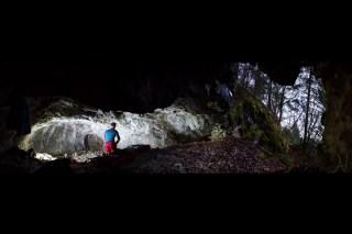 Panorama Höhle