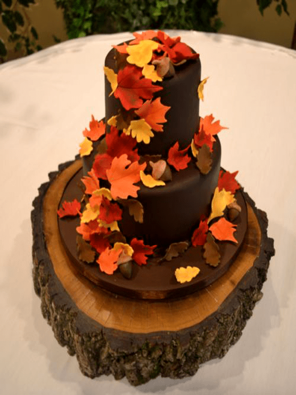 Fall Wedding Cakes   Pictures of Autumn Wedding Cakes 2017 Fall Wedding Cakes Fall Wedding Cakes Fall Wedding Cakes