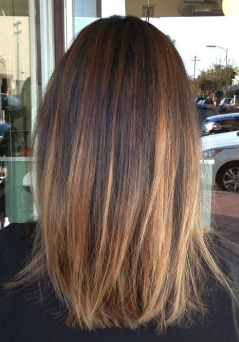 Medium Light Brown Hair Color