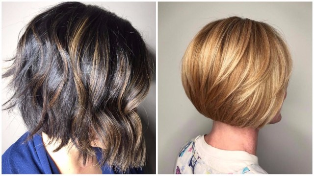 short layered haircuts | 30 new ideas of short hair with