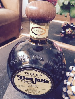 Don Julio was invited to join in the Cuban jazz session