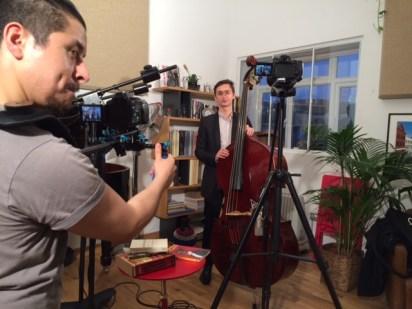 Adam King filmed by Eric Ladino-Hernandez