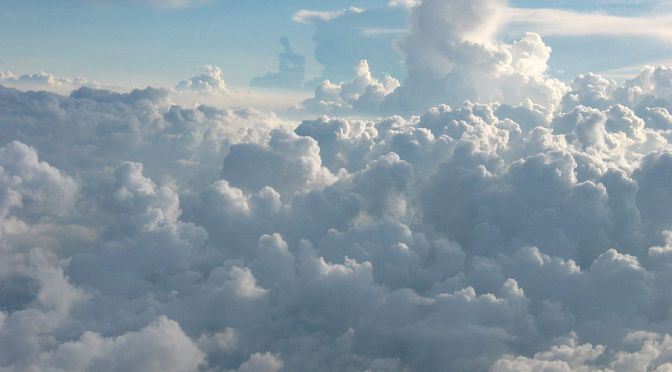 Figurative Meaning of Clouds in the bible