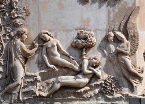 Adam's Flesh and Blood Eve