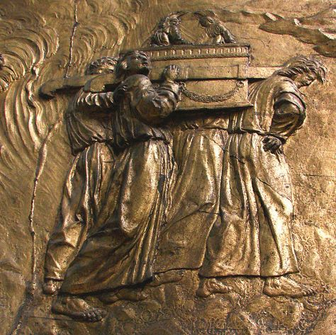 God the Mother the Reality of the Ark of the Covenant