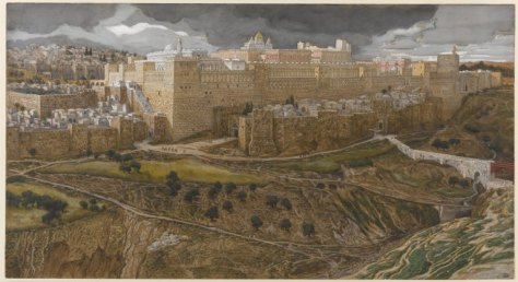 The end of creation work: Restoring Zion