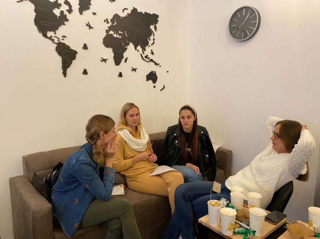 Facing sexual trauma with orphanage graduates