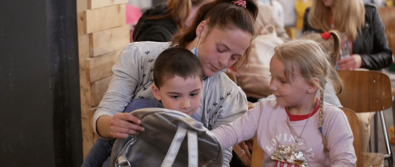 Stopping the cycle for orphan moms - together