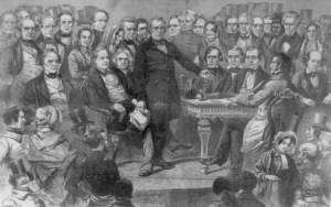 Zachary Taylor Inauguration