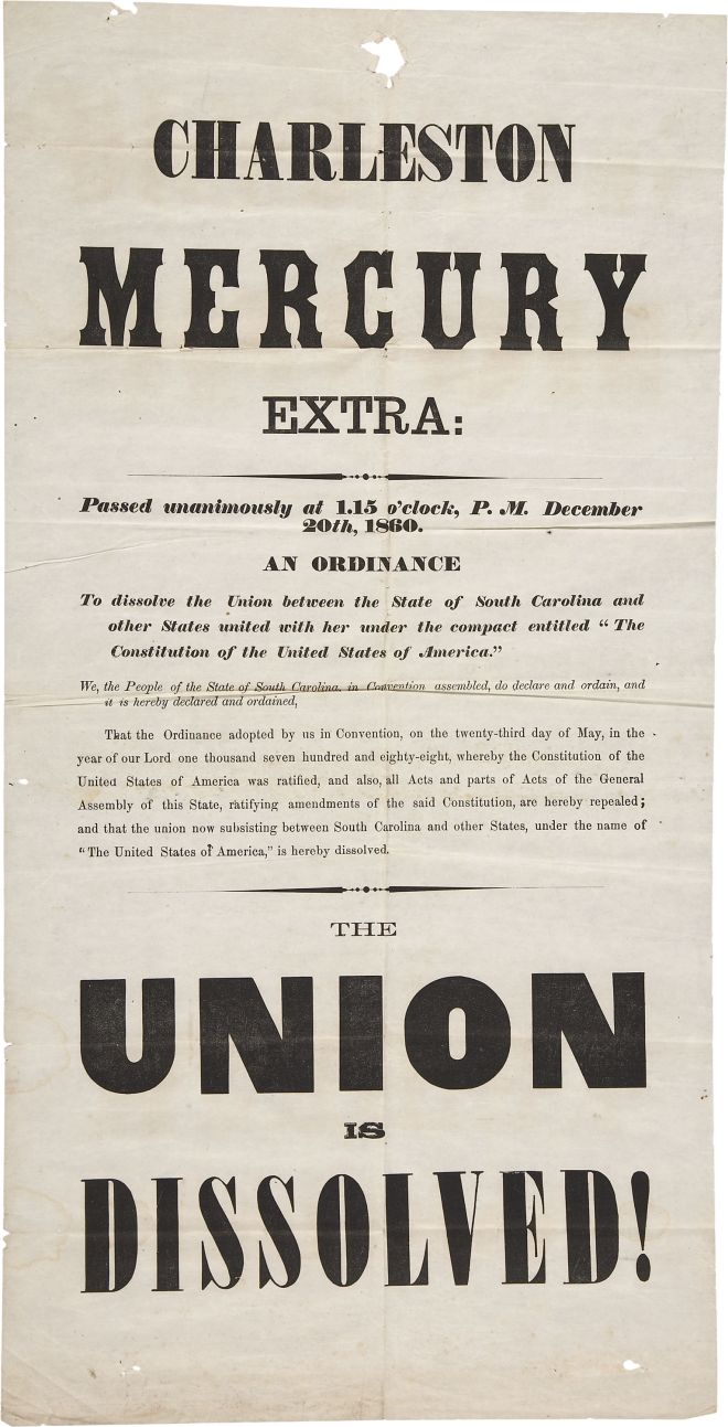 charleston_mercury_secession_broadside_1860