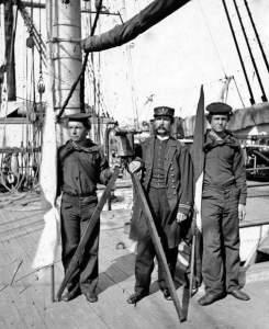 union-navy-signal-men