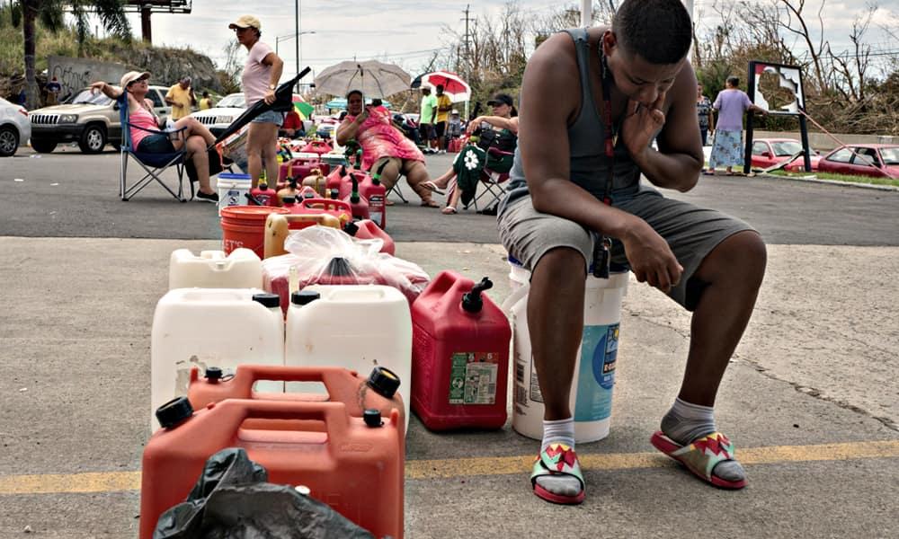 Опыт Пуэрто-Рико - шестимесячное выживание без электричества - Last Day Club (1)