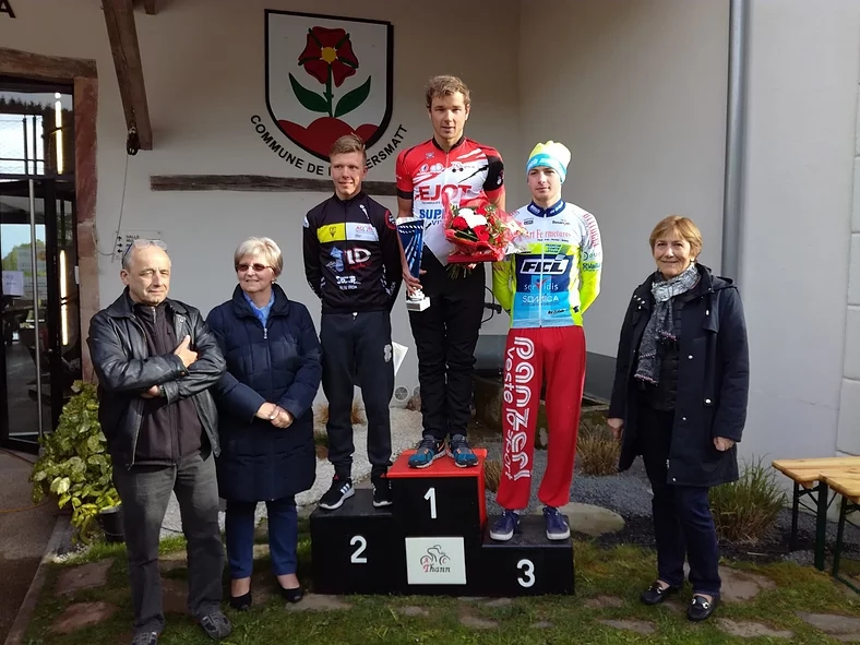 Jocelyn gagne à Rammersmatt !