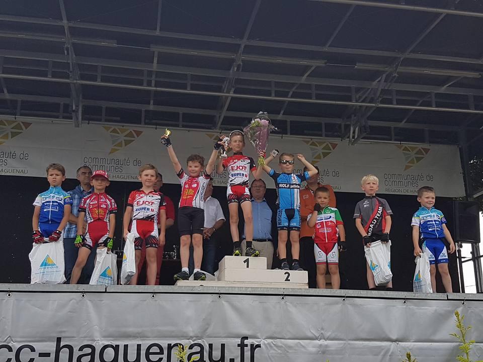 Courses en ligne à Haguenau pour nos jeunes.