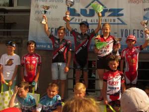 Trophée 67 des Écoles de vélo à Schwenheim