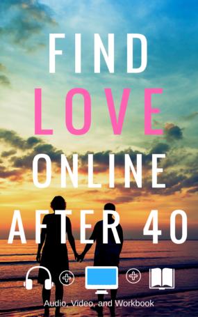 find love online after 40