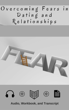 overcoming fears in dating book cover