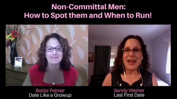 Noncommittal men