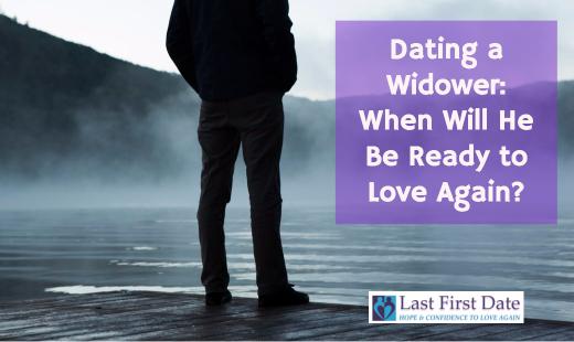 widower dating again
